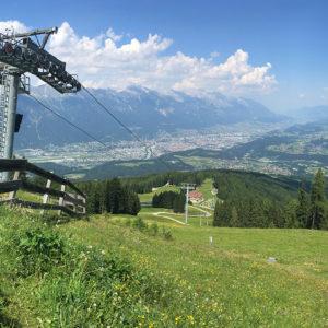 Nad Innsbruckem
