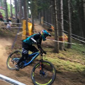 DH Crankworx Innsbruck 2017