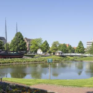 V centru Cuxhavenu