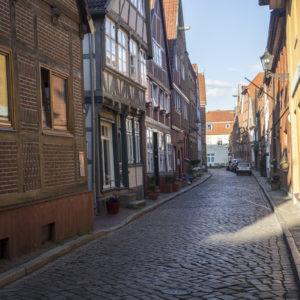 Lauenburg je moc pěkný...