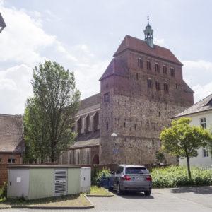 Katedrále v Havelbergu