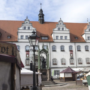 Ve Wittenbergu se chystaly velké oslavy 500. výročí reformace