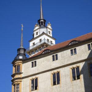 Zámek v Torgau