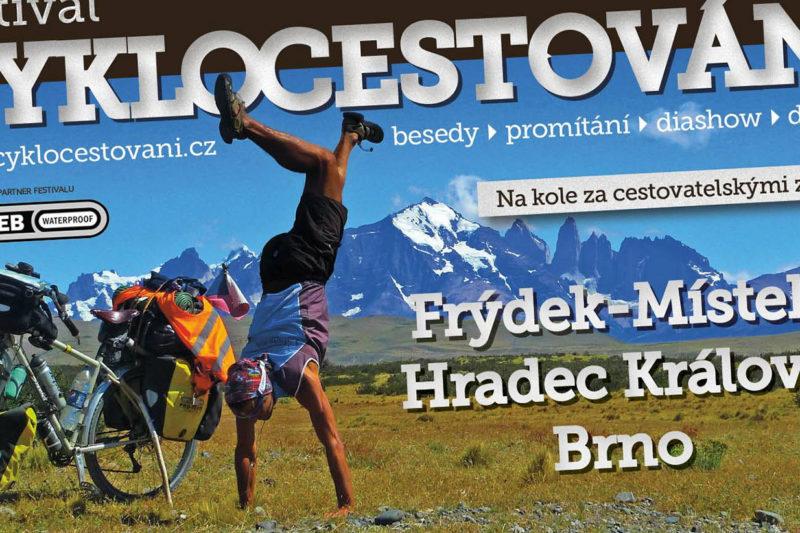 Cyklocestování 2017 v Hradci Králové