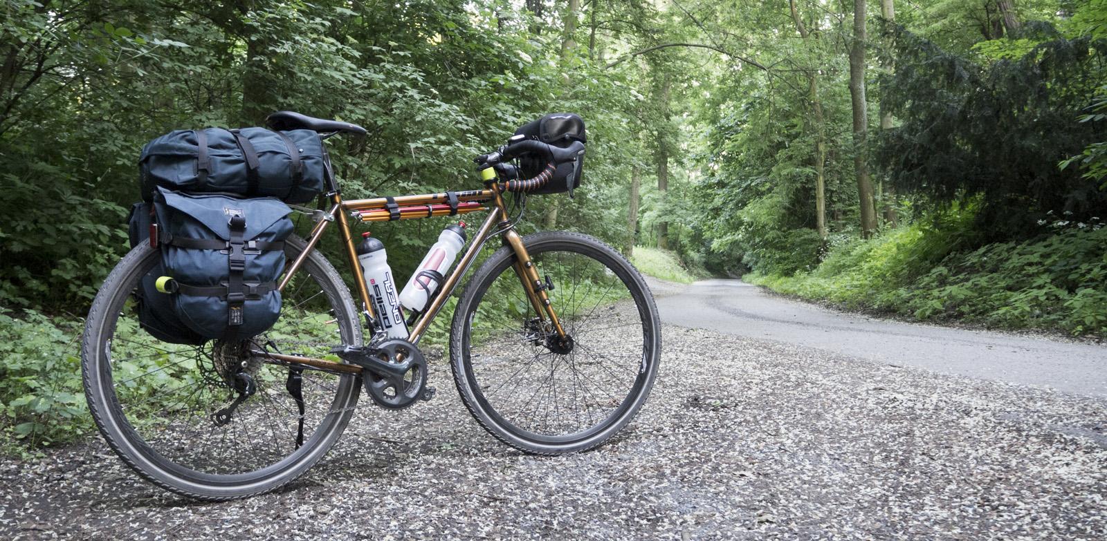 Výbava na cestu podél Labe – kompletní gear list