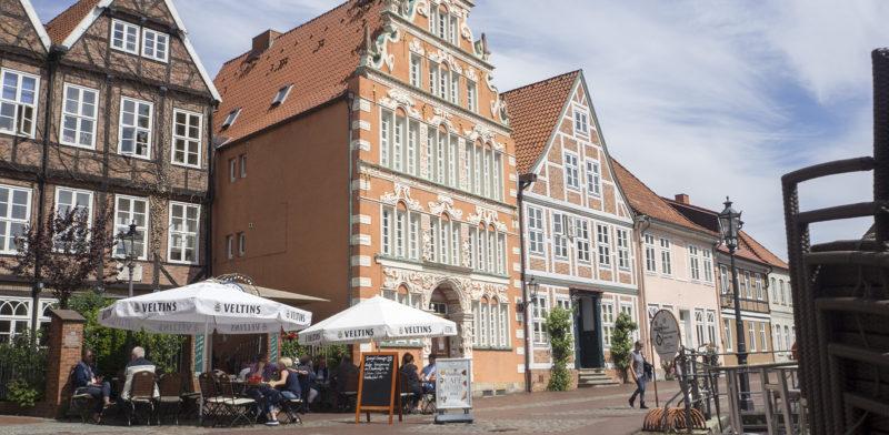 Přes Hamburk do středu Německa