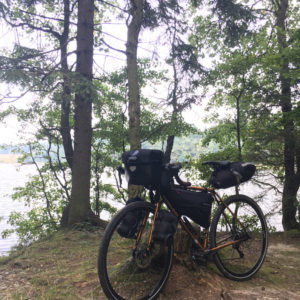Bikepacking Author Ronin